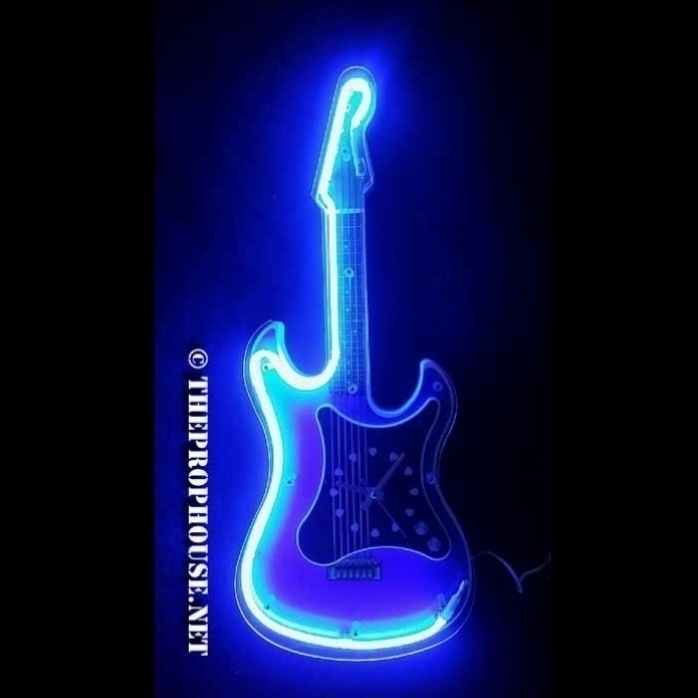 Neon-Rental-Guitar