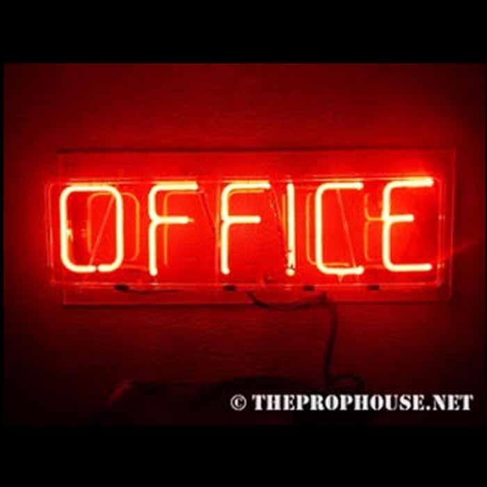 Neon-Rental-Office