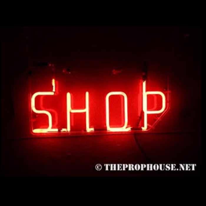 Neon-Rental-Shop